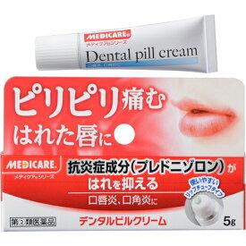 【第(2)類医薬品】 メディケア デンタルピルクリーム 5g