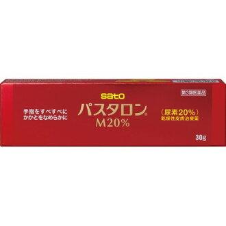 설탕 제약 파스타 론 M20% 30 g