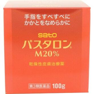 설탕 제약 파스타 론 M20% 100 g