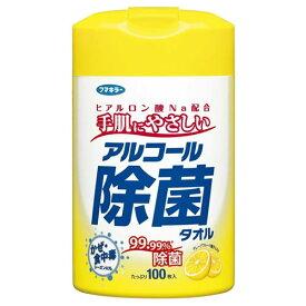 【送料無料・まとめ買い6個セット】フマキラー フマキラー アルコール除菌タオル 100枚入(4902424433739)