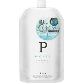 【送料無料・まとめ買い2個セット】ウテナ プロカリテ まっすぐうるおい水 つめかえ用 400ml