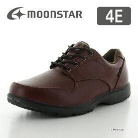 10%OFFクーポン配布中【ムーンスター スニーカー】【紳士靴】MS RP001 ブラウン