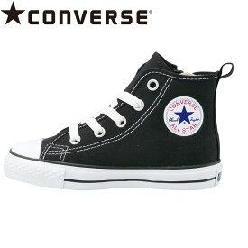 コンバース CONVERSE 子供靴 キッズ スニーカー チャイルド オールスター N Z HI ブラック