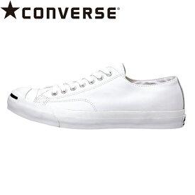 コンバース CONVERSE 【送料無料】 メンズ/レディース スニーカー LEA ジャックパーセル ホワイト
