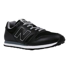 ニューバランス newbalance メンズ/レディース スニーカー NB ML373 BLK 2E ブラック