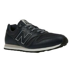 ニューバランス newbalance メンズ/レディース スニーカー NB ML373 NVY 2E ネイビー