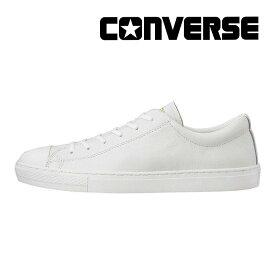 コンバース CONVERSE メンズ/レディース スニーカー レザー オールスター クップ OX ホワイト 白