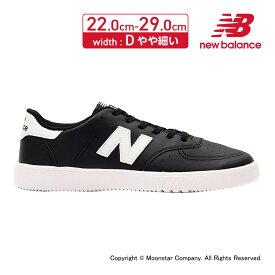 【10%OFFクーポン配布中!】 ニューバランス newbalance メンズ/レディース スニーカー NB CT05 BK D ブラック 黒