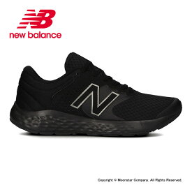 ニューバランス newbalance 【21年秋新作】 メンズ ランニング スニーカー ME420LK2 4E ブラック 黒