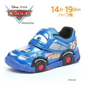【ディズニー カーズ】【子供靴カジュアルシューズ】DN C1200 ブルー