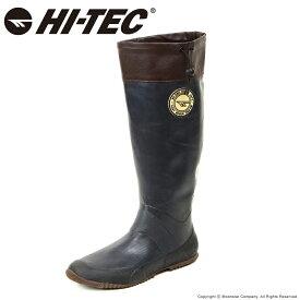 ハイテック HI-TEC メンズ/レディース レインブーツ 長靴 雨靴 KAGEROW ネイビー