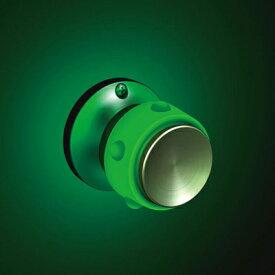 ドアノブリング 蓄光型 1個 外径51mmX内径45mmX厚み3mm ノーマルタイプとブラウンタイプの2種類あります。暗闇でも安心です。