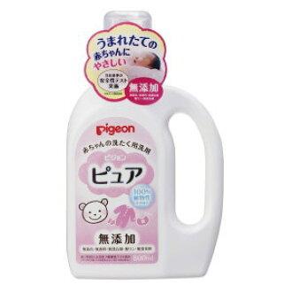 피존 아기의 세탁용 세제 퓨어 800 ml