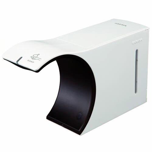 サラヤ ノータッチ式ディスペンサー ELEFOAM(エレフォーム)2.0 スノーホワイト【smtb-MS】