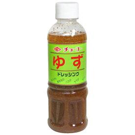 チョーコー醤油 ゆずドレッシング 400ml 【05P03Sep16】