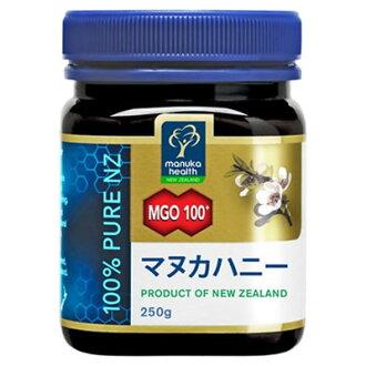 마누카 꿀 MGO100 + 250g [뉴질랜드 산/マヌカヘルス/コサナ]