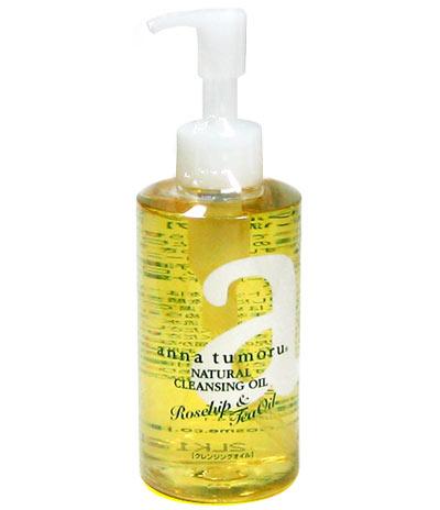 【送料無料】 アンナトゥモール ナチュラルクレンジングオイル [洗い流しタイプ] 150ml 【RCP1209mara】