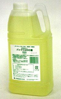 太陽油脂 パックス 200番 詰替用2300ml(台所用石けん・無香料・無着色)