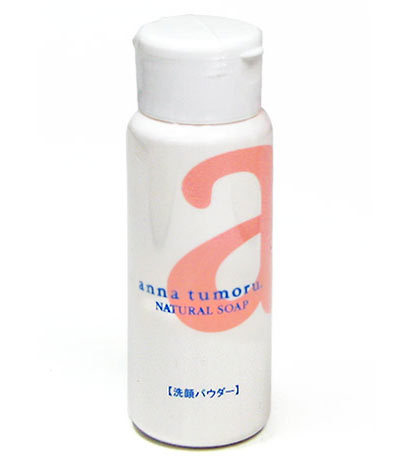 アンナトゥモール ナチュラルソープ 45g 【洗顔パウダー】【RCP】