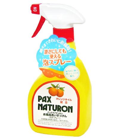 太陽油脂 パックス ナチュロン お風呂洗いせっけん(泡スプレー) 500ml 【RCP】【05P03Sep16】