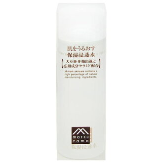 Moisturizing Matsuyama oil moisturizing moisture seepage water (toner) 120 mL