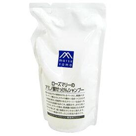 松山油脂 Mマーク ローズマリーのアミノ酸せっけんシャンプー 詰替用550mL