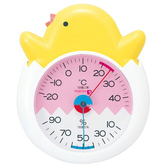 Pigeon-temperature humidity meter chick