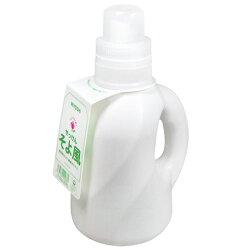 お肌にやさしい仕上がり洗濯用石鹸洗剤