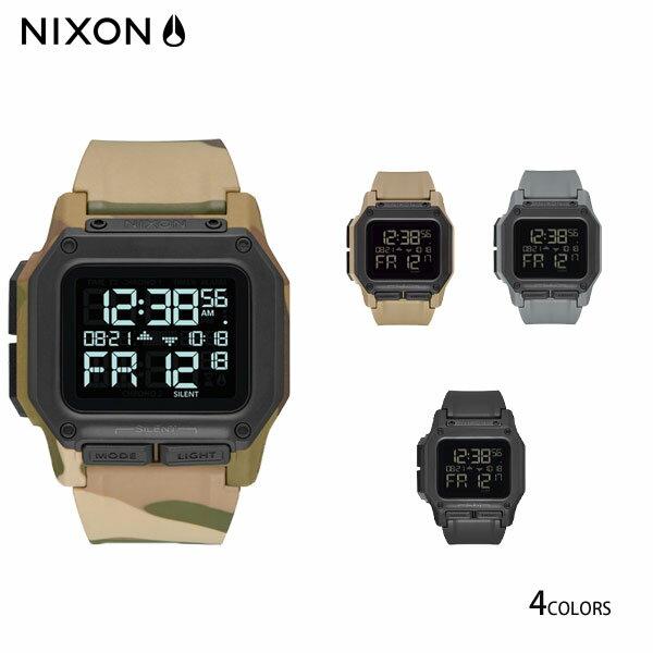 ニクソン NIXON 時計 メンズ 防水 デジタルウォッチ カジュアル 高耐久性仕様