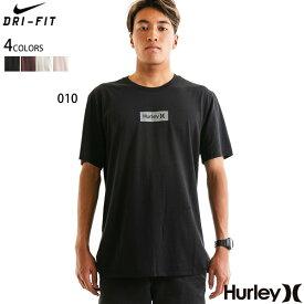 ハーレー Tシャツ メンズ ブランド おしゃれ Nike Dri FIT 大きいサイズ シンプル