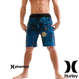 HURLEY ハーレー メンズ 水着 サーフパンツ トランクス 海パン PHANTOM 18丈