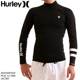 HURLEY ハーレー ウェットスーツ メンズ ADVAVTAGE PLUS ジャケット GRAPHIC 1/1mm
