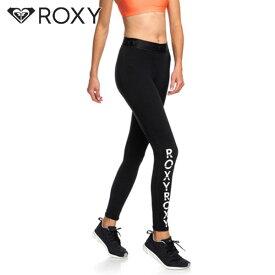 【お買い物マラソン限定 ポイント還元】ROXY ロキシー ラッシュガード レギンス ロングタイツ UVカット 日焼け対策 フィットネス ヨガ ランニング