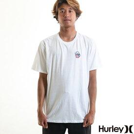【マラソン限定 P最大43.5倍】HURLEY ハーレー Tシャツ 半袖 メンズ ブランド おしゃれ バックプリント 大きいサイズ