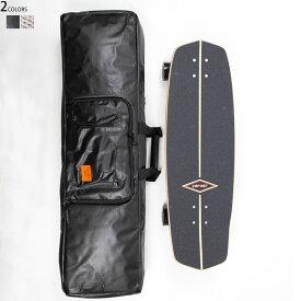 スケートボード ケース スケボー バッグ VENICE PAC CARVE PAC PP 37インチ スケボー サーフスケート リュック カーバー YOW