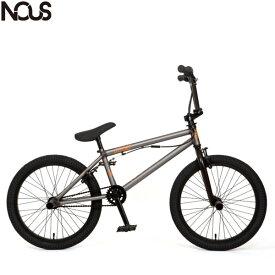 "NOUS BMX ""STORY RAGELOW 19.5"" 20インチ ロウカラー 自転車 ストリート フラットランド"