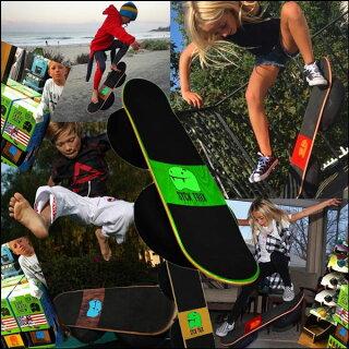 SYCKTRIXシックトリックス/スケートボードのオーリーやサーフィンエアトリック練習に最適
