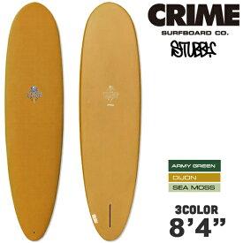 "CRIME SURFBOARDS クライム サーフボード STUBBY 8'4"" ソフトボード ファン"