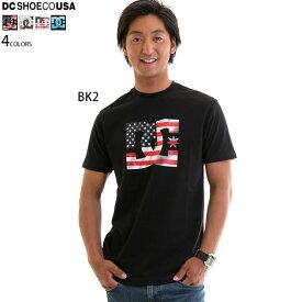 【値下げしました!】DC SHOE ディーシー メンズ Tシャツ 半袖 18 SU PRINT STAR SS ビッグロゴ