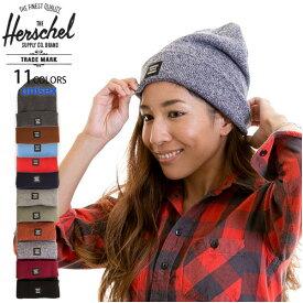 【値下げしました!】HERSCHEL SUPPLY ハーシェル ABBOTT アボット ニット帽 ビーニー 男女兼用 親子 子供用