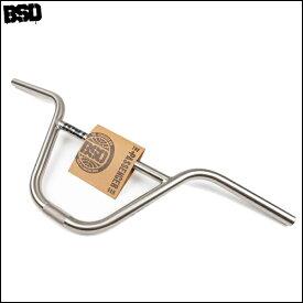 """BMX BSD ビーエスディー """"PASSENGER BAR"""" 8.75インチ シルバー ハンドル 自転車"""