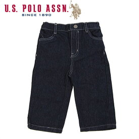 US POLO ASSN/ユーエスポロアッスン キッズ デニムパンツ 子供服