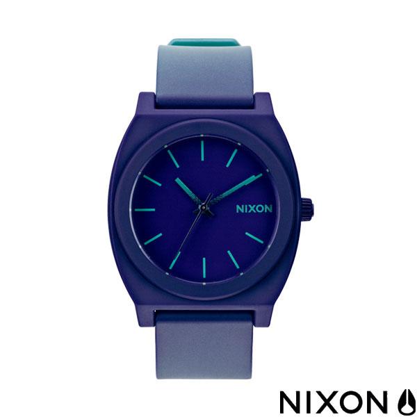 NIXON ニクソン 腕時計 TIME TELLER P タイムテラー ユニセックス ウォッチ TEAL/PURPLE FADE