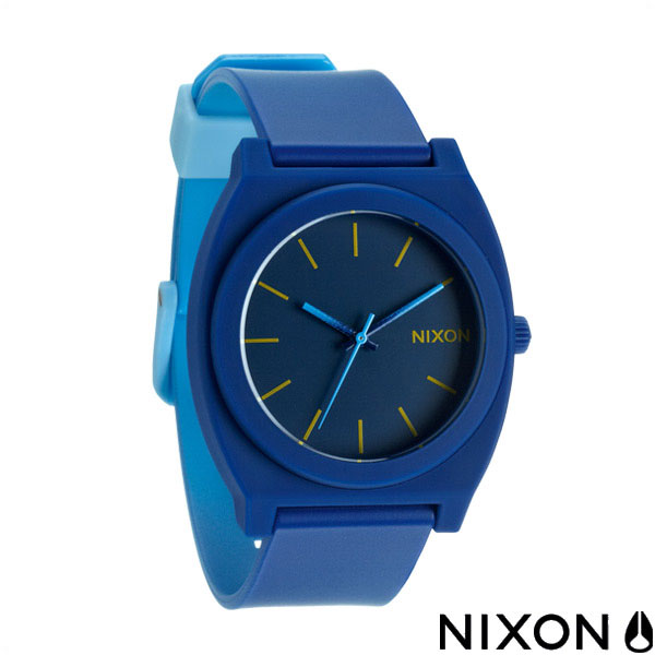 NIXON ニクソン 腕時計 TIME TELLER P タイムテラー ユニセックス ウォッチ NAVY/SKY BLUE FADE