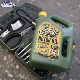 "DULTON ダルトン ""TOOL KIT MOTOR OIL"" ツールキット 工具 メンテナンス セット"