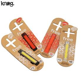 """knog ノグ """"PLUS FREE"""" USB充電 アウトドア ランニング 自転車"""