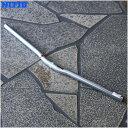 """NITTO 日東 """"NITTO ニットー """"FOR SHRED BAR 25.4"""" シルバー 650mm ライザー 自転車 ハンドル"""