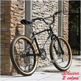 "BMX SCHWINN 2019 シュウィン""SX-1000"" 24インチ メンズ 自転車 2色バリ"