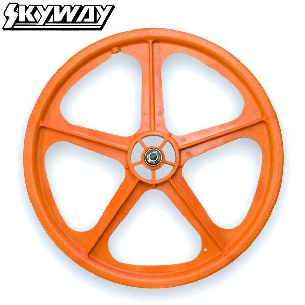 SKYWAY スカイウェイ TUFF WHEEL-2 タフホイール2 LIMITED COLOR EDTION 20INCH プラホイール カラー ORANGE