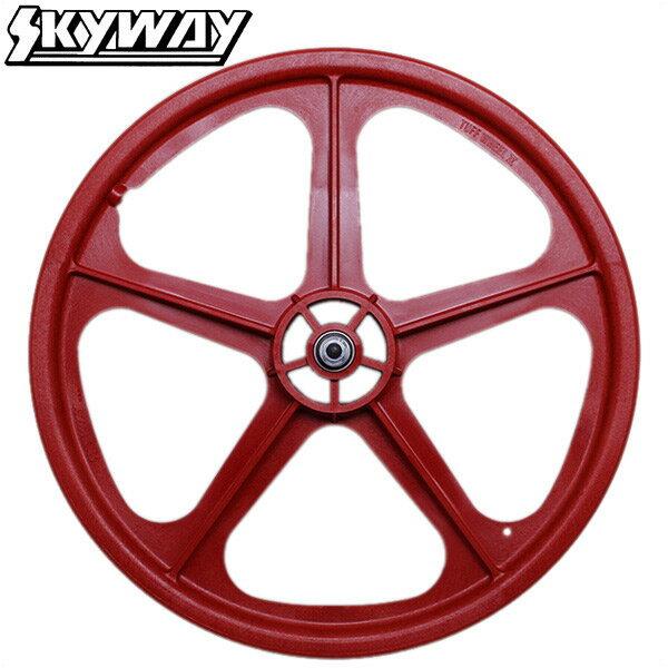 SKYWAY スカイウェイ TUFF WHEEL-2 タフホイール2 LIMITED COLOR EDTION 20INCH プラホイール カラー RED